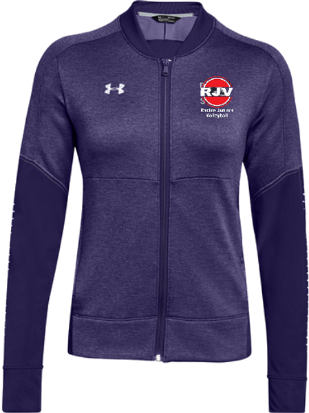UA Womens Qualifier Hybrid Jacket RJV
