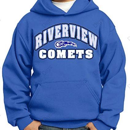 Riverview Hooded Sweatshirt
