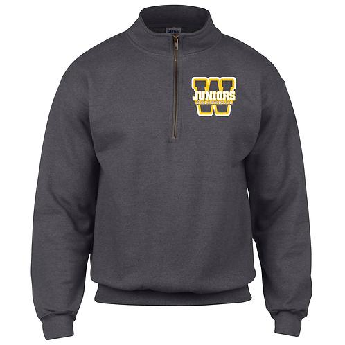 WJV 1/4 Zip Sweatshirt