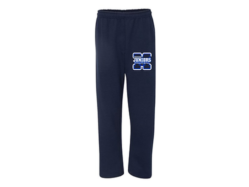 MJV Sweatpant Open Bottom with Pocket