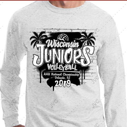 Nationals Long Sleeve T