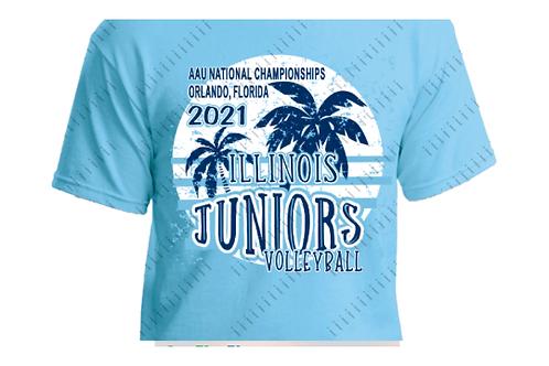 Illinois Jrs AAU T-shirts
