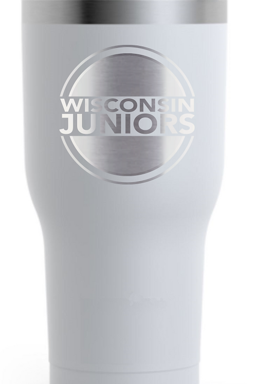 WJV  Volleyball 30 oz Insulated Tumbler