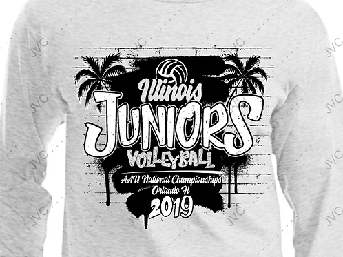 IJV Nationals Long Sleeve T