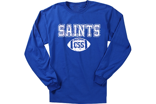 Saints Long Sleeve T