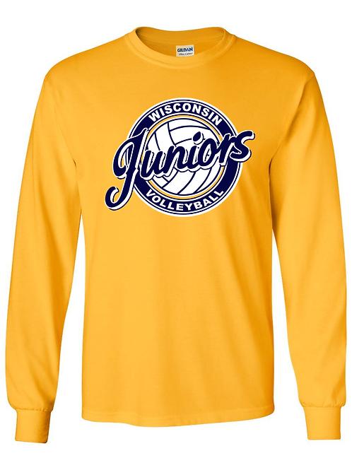 Long Sleeve T-shirt WJV Design2
