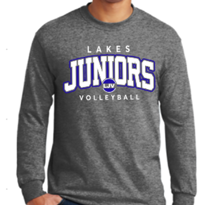 Lakes Juniors Long Sleeve T