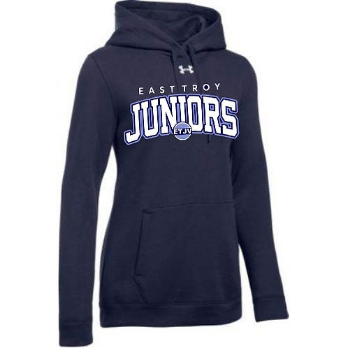 UA Hustle Hoodie Women/Men/Youth ETJV