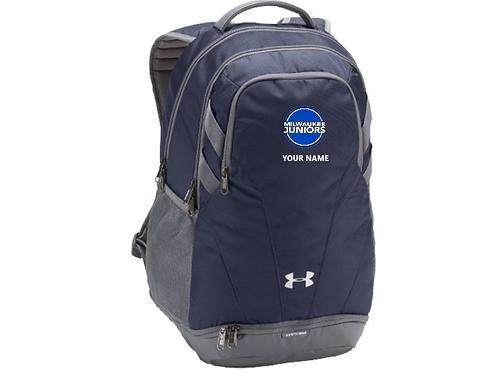Milwaukee Jrs UA Backpack