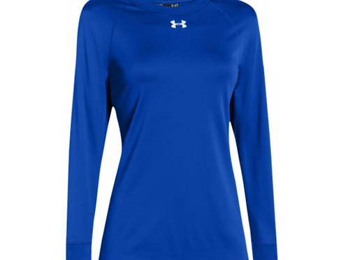 Under Armour Womens L/S Locker T BBall Design 1