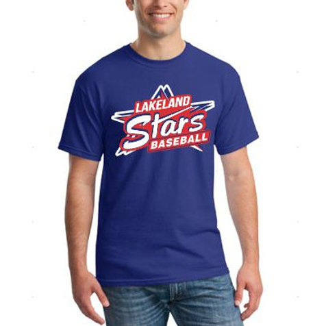 T-Shirt Stars Design