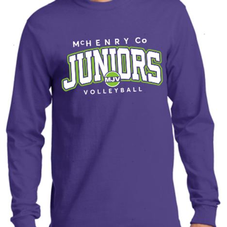 MJV Printed Long Sleeve T