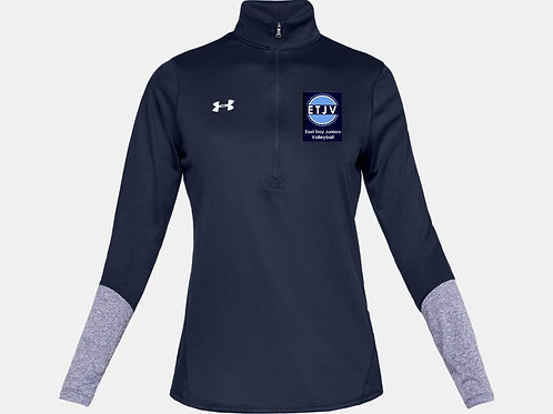 UA Women Locker 1/4 Zip ET