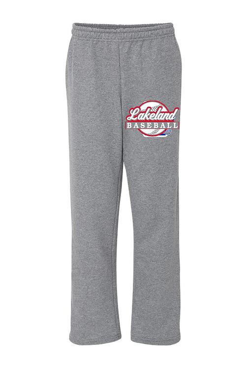Lakeland Sweatpant Open Bottom with Pocket