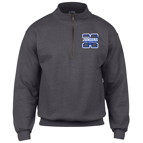 MJV 1/4 Zip Sweatshirt