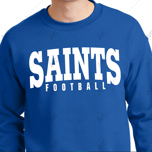 Saints2 Crew Sweatshirt