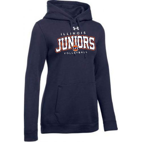 UA Hustle Hoodie Women/Men/Youth IJV