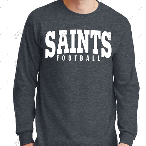 Saints 2 Long Sleeve T