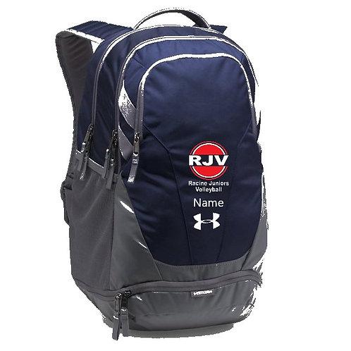 UA Backpack w/ RJV Logo and Name