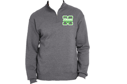 MCJV 1/4 Zip Sweatshirt