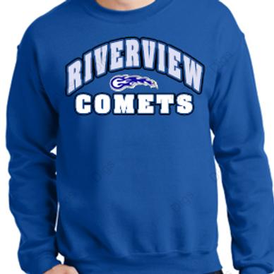 Riverview Crew Neck Sweatshirt