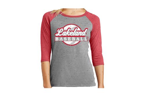 Unisex Baseball 3/4 Sleeve Shirt