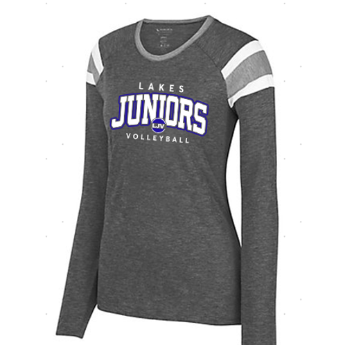 LJV Ladies Fanatic Long Sleeve T