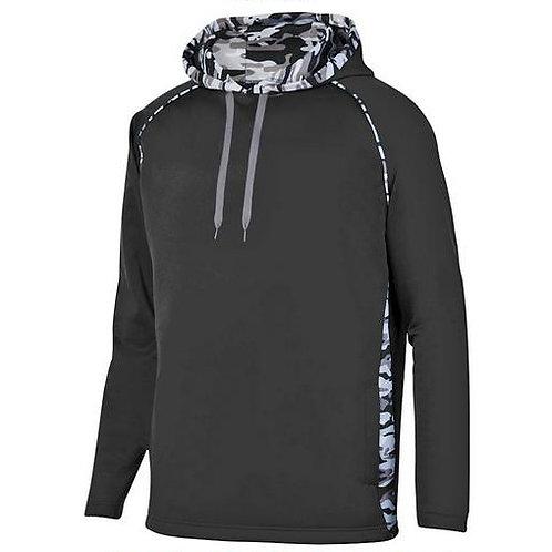 Augusta Mod Camo Hoodie BBall Design 1
