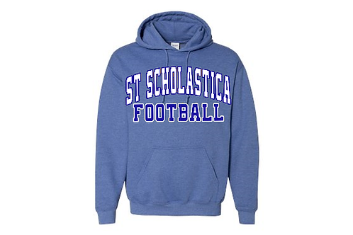 St Scholastica Hooded Sweatshirt
