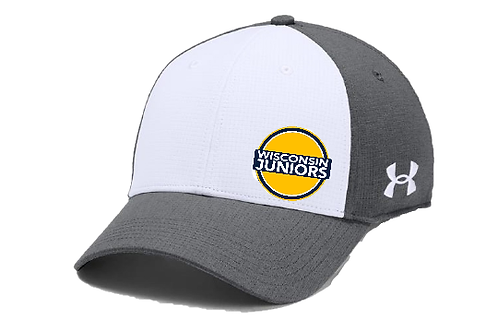 WJV Men's UA ArmourVent™ Colorblock Cap