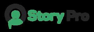 Story Pro Logo Mid Green Black.png
