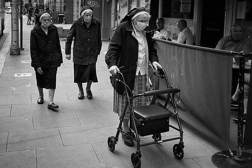Nuns not on the run