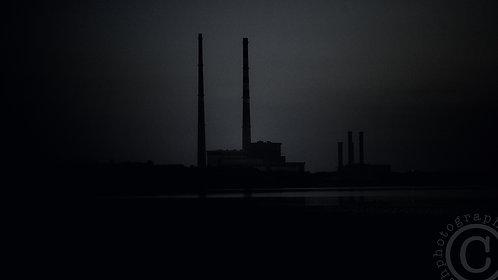 poolbeg power station
