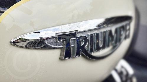 a triumph