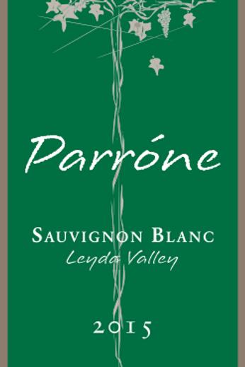 Parrone Gran Reserva Sauvignon Blanc 2015