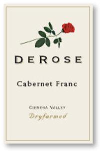 DeRose Cabernet Franc 2010