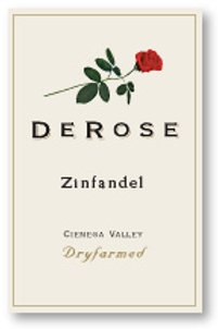 DeRose Zinfandel 2010
