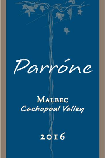 Parróne Gran Reserva Malbec 2014