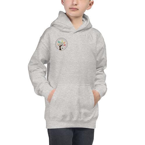 Kids Hoodie - Color Logo