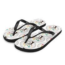sublimation-flip-flops-white-front-left-