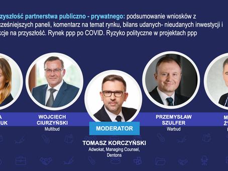 Forum Liderów PPP - Przyszłość partnerstwa publiczno- prywatnego