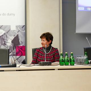 Jolanta Czudak, Forum Liderow PPP Warszawa
