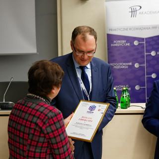 Bartosz Korbus, Forum Liderow PPP Warszawa