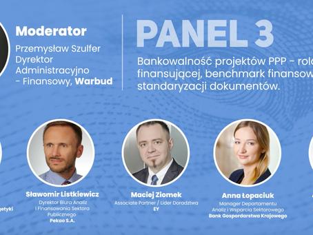 Forum Liderów PPP - Panel 3