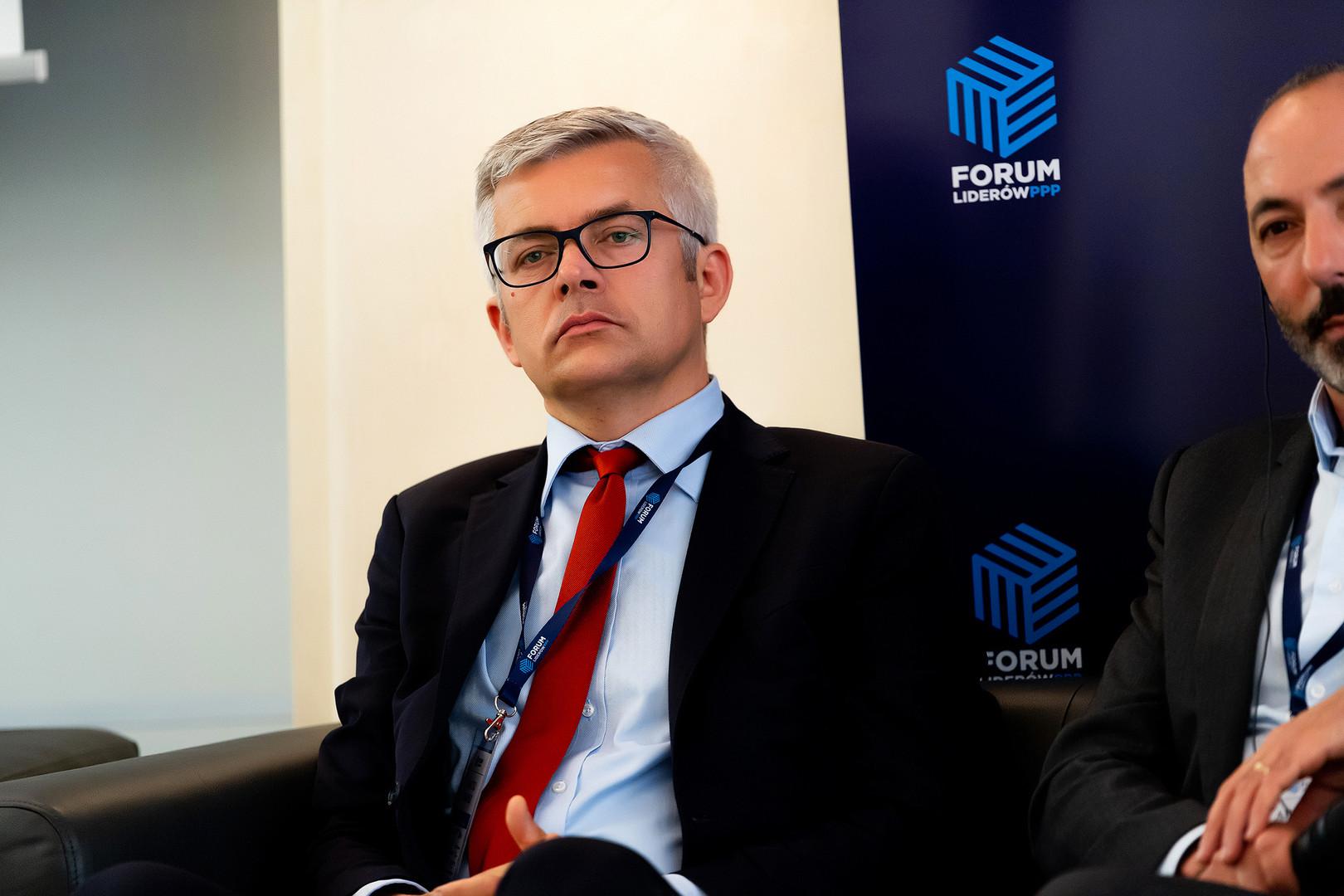 Maciej Mosiej, Członek Zarządu Interparking Polska