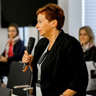 Alina Sarnacka, Forum Liderow PPP Warszawa