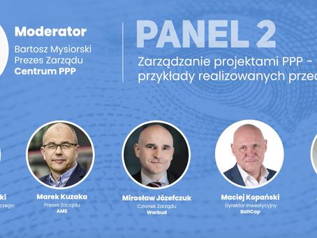 Forum Liderów PPP - Panel 2