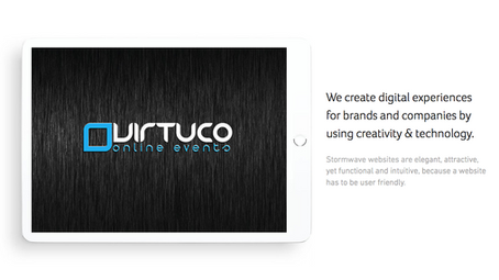 Stormwave - Using Creativity & Technology.