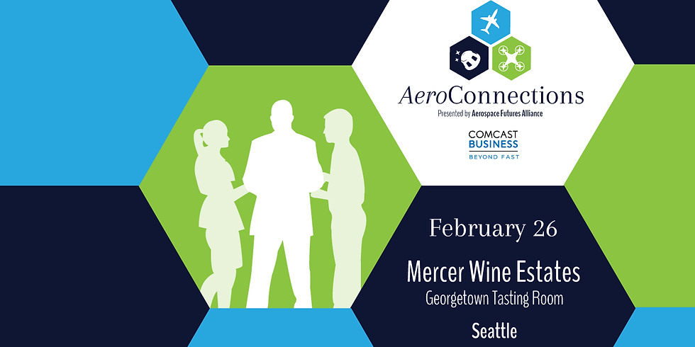 February | AeroConnections Evening Networking Event