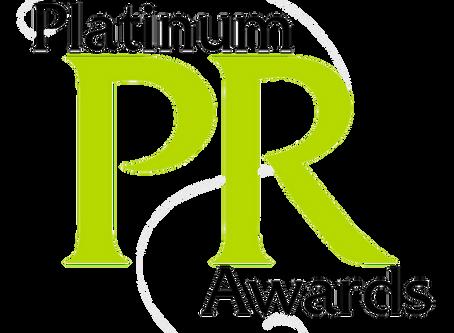 LIFT Named PR NEWS Finalist in Platinum Public Relations Awards